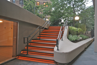 JRA 1960 Lincoln Park West Pool Stairs 4